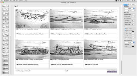 storyboard template app mekajiki unveils storyboard app boardfish animation