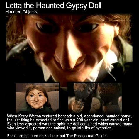 haunted doll australia letta me out the haunted doll there are haunted