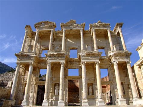 Modern Moroccan by Uncovering Ancient History In Ephesus The Inside Track