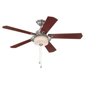 Litex 52 In Brushed Nickel Downrod Mount Ceiling Fan With Expensive Ceiling Fans