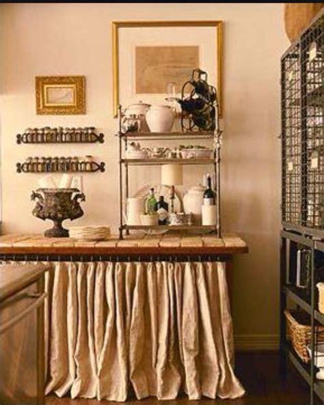 muebles de cocina con cortinas 17 best images about cortinas de cocina on