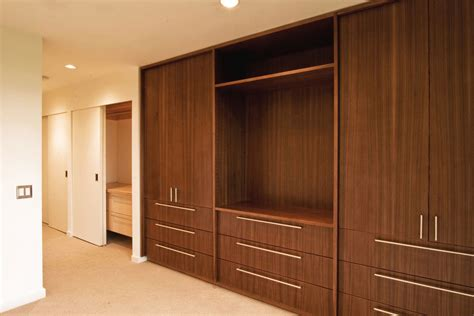bedroom cabinetry drawers with doors above similar to the look of the