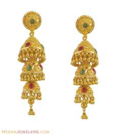 gold jhumka earrings design with price gold jhumka earrings design with price quotes