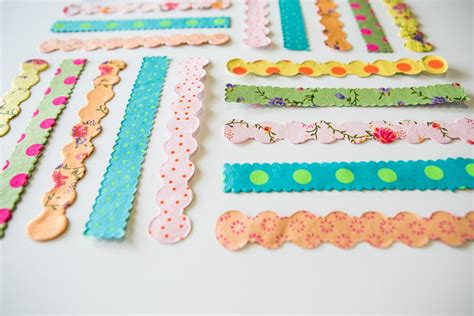Paper Chain Crafts - springy easter crafts