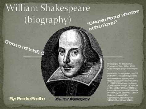 biography of william shakespeare william shakespeare biography