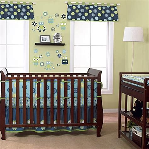 True Baby Space Bot Bedding Collection Buybuy Baby Spaceship Crib Bedding