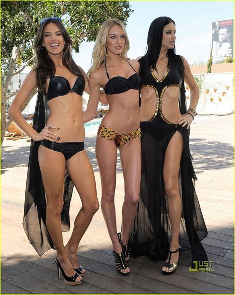 boat angel model alessandra ambrosio models victoria s secret swim