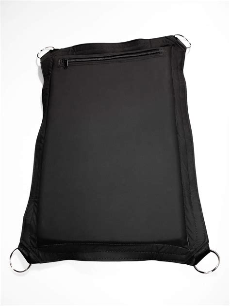 comfort master comfort master padded canvas sling jimsupport