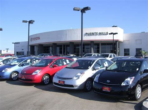 Puente Hill Toyota Puente Toyota In City Of Industry Ca 866 233 1209
