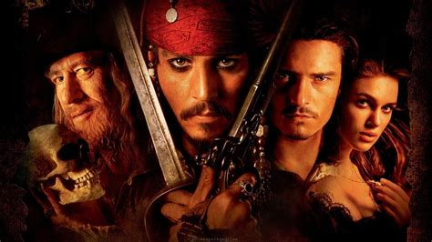 orlando bloom knight movie movies pirates of the caribbean the curse of the black