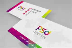 psd graphics business card colorful business card free psd graphics psd graphics
