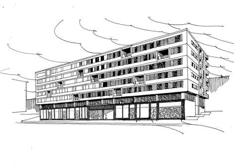 House Planner 3d extensa bomonti apartment building design sketch for the