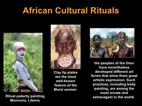 Cultural Memes - traditional african society