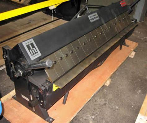 box pan brake for sale 16 ga x 4 magna box pan brake industrial