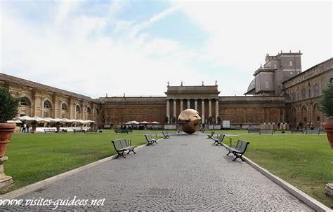 cortile belvedere cortile belvedere vaticano autrement
