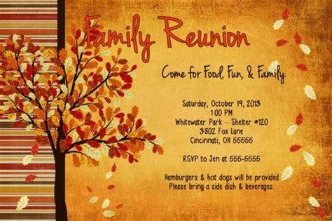 Best 25 Family Reunion Invitations Ideas On Pinterest Family Reunion Crafts Family Reunion Gathering Invitation Template