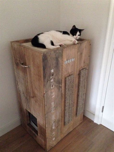 Cat Litter Box Furniture Diy by 8 Creative Ways To Hide Your Cat S Litter Box Healthy Paws