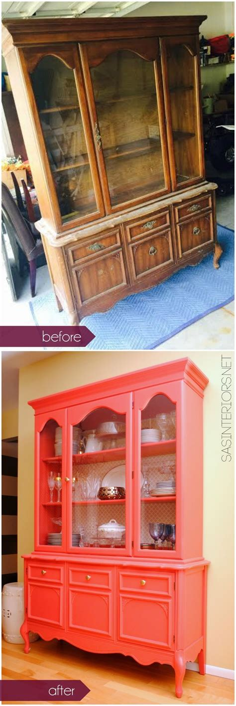 Renovation Pavillon Annee 70 by 25 Best Ideas About China Cabinet Makeovers On
