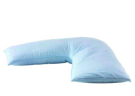 v pillow memory foam pillows trusleep visco elastic memory foam