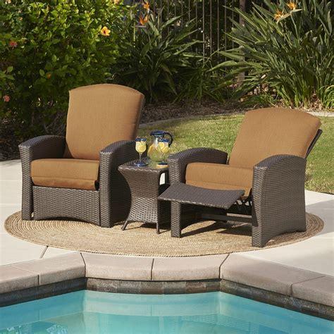 Mission Patio Furniture Costco Verandas Bali And Classic Mission Patio