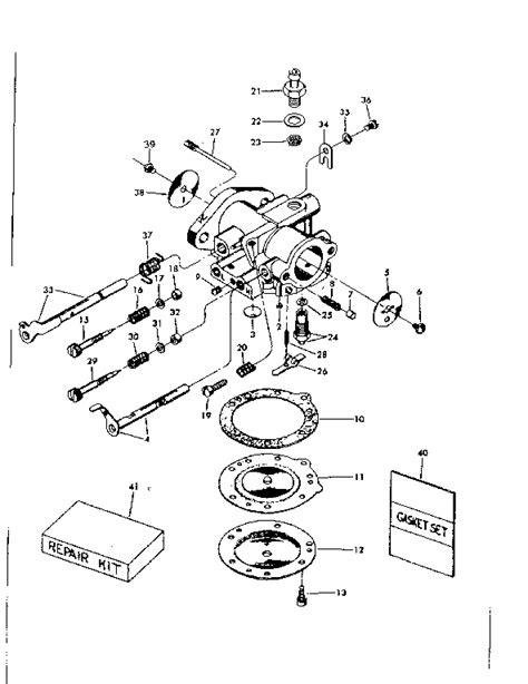 tillotson carb diagram tillotson hr carb diagram tillotson chainsaw carburetor