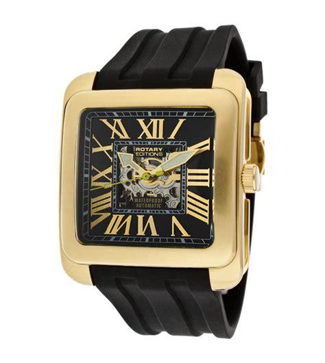 Pu02 Rubber Black List Gold invicta rotary swiss legend line and evisu watches