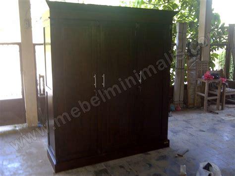 produsen lemari pakaian jati minimalis pes ibu indah sidoarjo furniture minimalis modern mebel