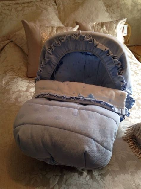 baby blue car seat covers baby boy car seat cover footmuff and liner