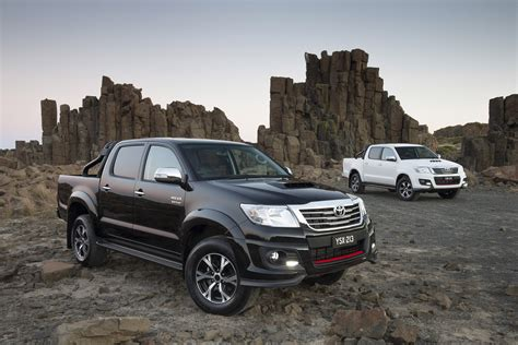 Black Toyota Toyota Releases Hilux Black Edition