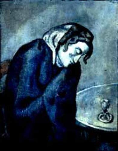 el periodo azul de picasso 1901 1904 el color de la 17 best images about picasso el periodo azul on