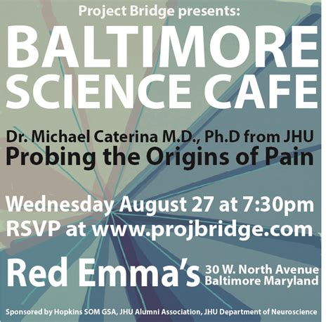 lost connections uncovering the real causes of depression ã and the solutions books s event baltimore science cafe presents dr