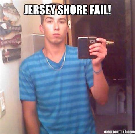 Jersey Shore Meme - jersey shore fail