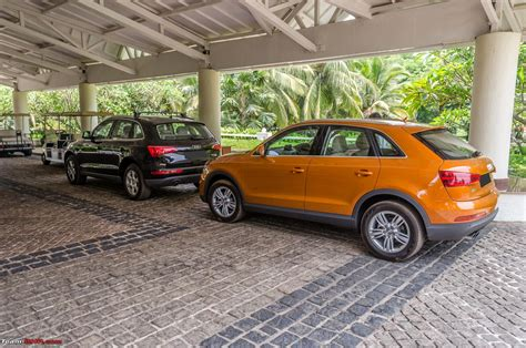 Audi Q3 Oder Q5 by Q5 Vs Q3 Side By Side Autos Post