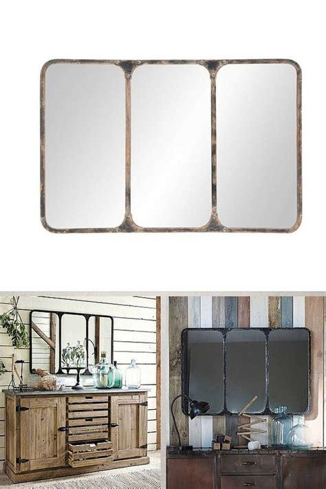Miroir Style Industriel by Miroir Effet Industriel