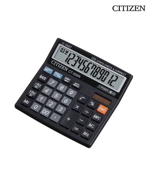citizen ct 555n basic calculator buy at best price