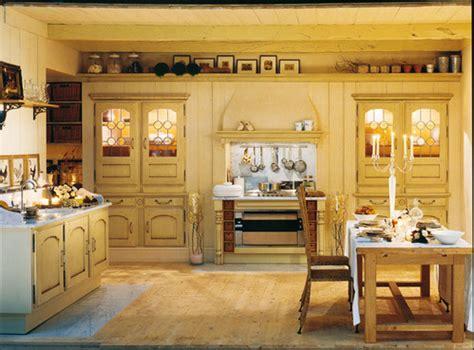 cuisine proven軋le jaune photo le guide de la cuisine cuisine rustique ambiance