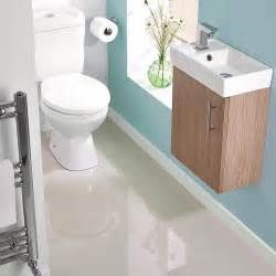 toilets for small bathrooms big ideas for small cloakrooms chic living
