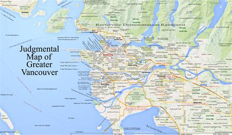printable map vancouver bc judgmental maps
