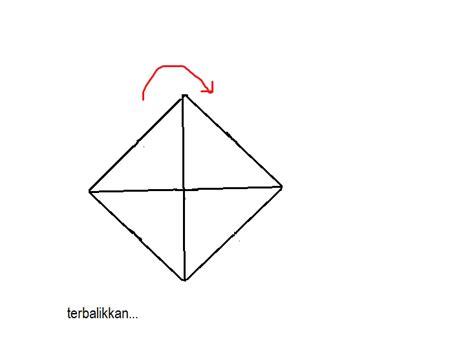 cara membuat origami rose lelaki di bawah langit cara membuat gubahan origami rose