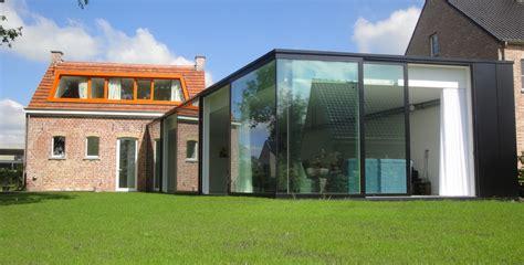 www architect com klassieke woning met moderne aanbouw vorsselmans