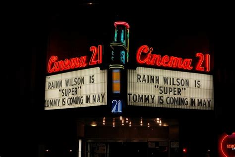 cinema 21 nw portland 52 best images about portland neon signs on pinterest