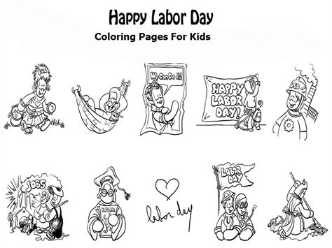 labor day colors labour day colors coloring pages 24282 bestofcoloring