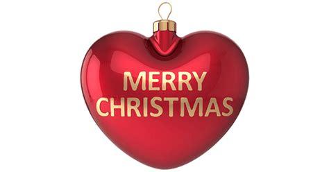 heart shaped merry christmas symbols emoticons