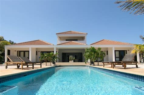 curacao rif st 63 beautiful oceanfront villa for sale re