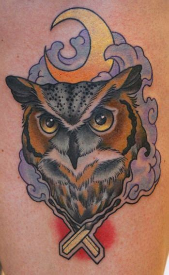 neo traditional owl tattoo 34 best images about owl ideas on owl