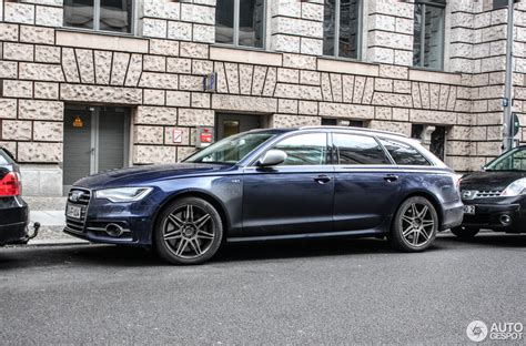 Audi S6 Avant by Audi S6 Avant C7 17 Januar 2016 Autogespot