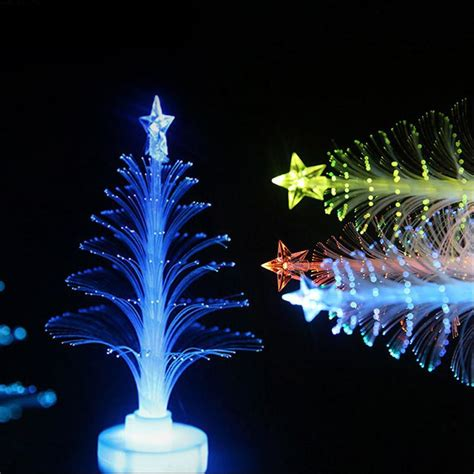 popular small fiber optic christmas tree buy cheap small