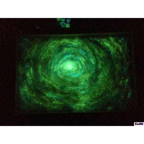 glow in the liquid paint phosphorescent luminescent glow in the liquid paint