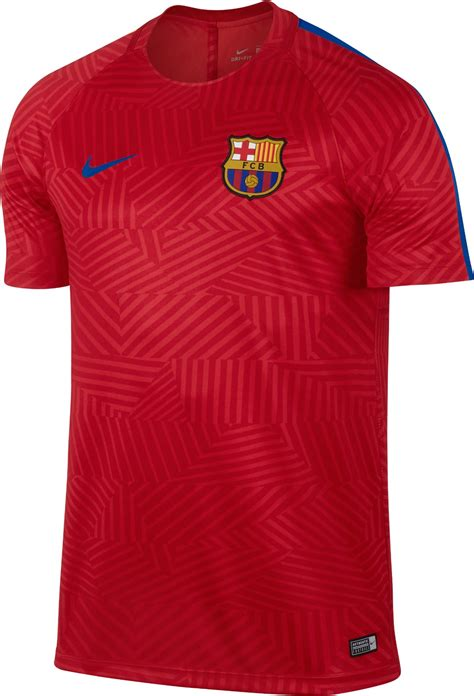 Shirts C 14 16 17 by Barcelona 16 17 Pre Match Shirt Released Footy Headlines