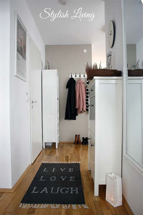 Flur Ideen Für Den Kleinen Eingangsraum by Der Flur Der Erste Eindruck Z 228 Hlt Stylish Living